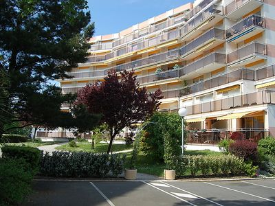 Photo for 1BR Apartment Vacation Rental in Vaux-sur-Mer