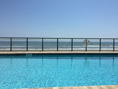 Photo for Luxurious Direct Oceanfront Condo  / July 2019 available