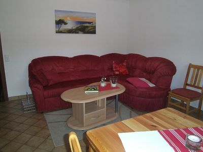 Photo for 1BR Apartment Vacation Rental in Mossautal