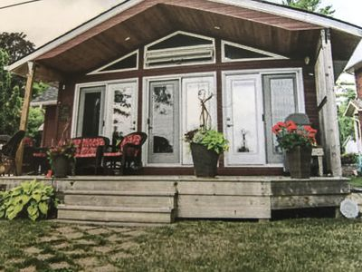 Photo for Peaceful Waterfront Retreat on Lake Simcoe