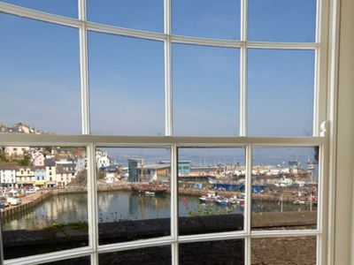 Photo for Coral - a luxury ground floor apartment with magnificent harbour views