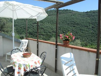Photo for Apartment Agriturismo Asplanato (DOL161) in Dolcedo - 4 persons, 2 bedrooms