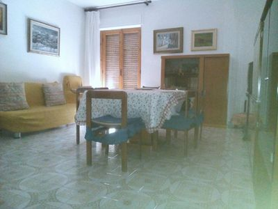 Photo for Alghero bright and spacious apartment all comfort wifi free