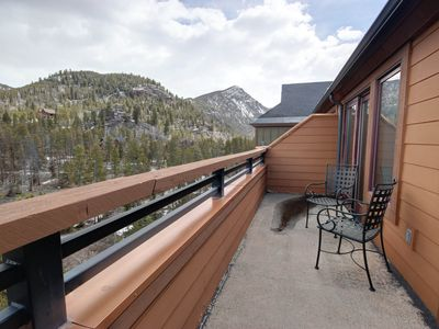 Photo for Families love the Springs! Walk to the Gondola! Fun Pool & Hot tub!