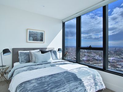 Photo for A Modern & Posh 2BR Apartment with Fantastic Views