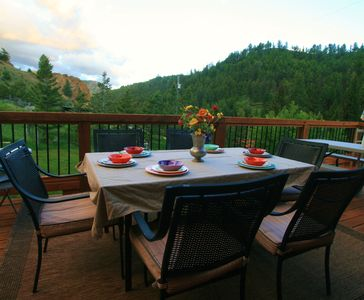 Photo for Canyon House near Yellowstone - horse rides, zip lining, rafting, hiking