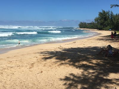 Photo for **Secure/Private/2 bed/1B/3 min walk to Velzyland Beach/big private lanai/3bikes