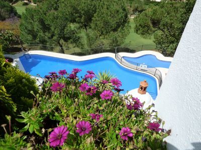Photo for Fantastic frontline golf apartment short drive from Puerto Banus & Marbella