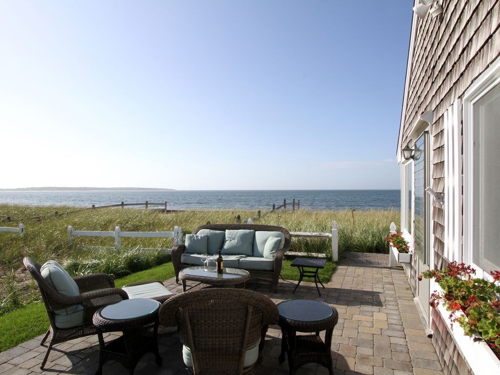 Waterfront Cottage w/ Hot Tub & Views: 3BR, 2BA Hyannis Waterfront ...