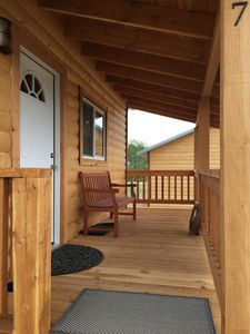 Come on in/Book both cabins for larger groups