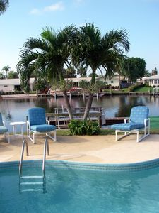 Photo for Near Beach, On a Canal with Pool Home - Great Location