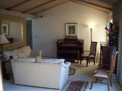 Photo for Private Refuge with Enclosed Courtyard & Fenced Backyard for Extended Stays