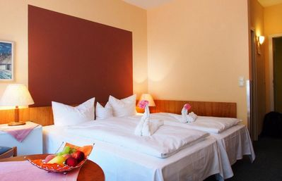 Photo for Double room comfort - Reichel's Parkhotel and Café