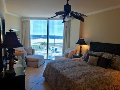 Direct Beach Front Condo Breathtaking Views Of The Gulf In Biloxi Mississippi