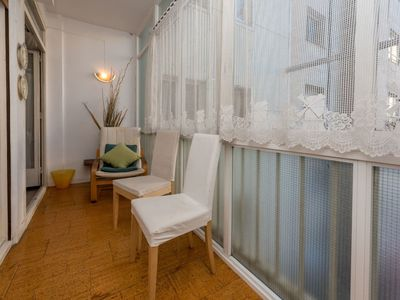 Photo for Apartment 1.1 km from the center of Barcelona with Lift, Washing machine (88925)