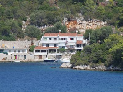 Photo for Studio appartment in Pasadur (Lastovo) capacity 2+0