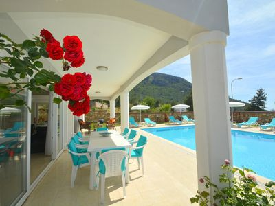 Photo for Luxury Villa, with family suite, with full sky TV,  & free WIFI. Sleeps 10