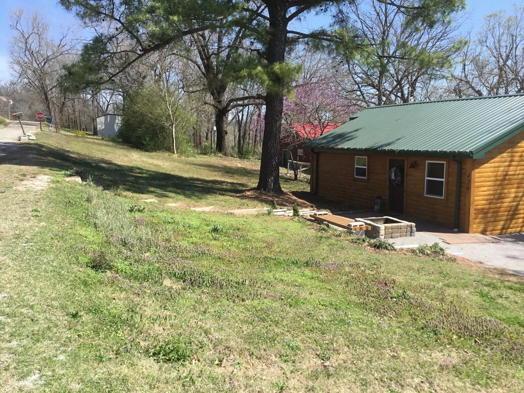 New 2 bedroom 1 bath rustic cabin in historic downtown for White river cabin rentals arkansas