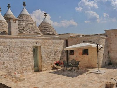 Photo for Holiday residence, Cisternino  in Apulien - 5 persons, 2 bedrooms