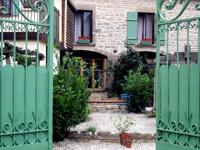 Photo for Stone Farmhouse With Pool In The Heart of Rural Burgundy with free WiFi
