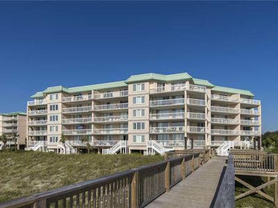 Photo for Warwick At Somerset Unit 204: 3 BR / 3 BA condo in Pawleys Island, Sleeps 8
