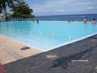 Photo for new Lux. 2BR condo-seaview Beach 5 pools