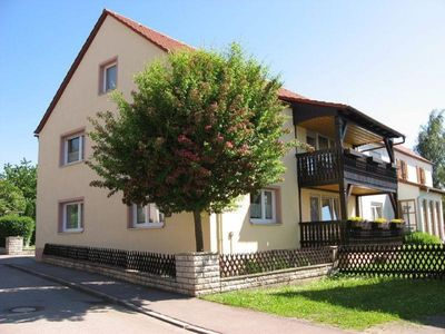 Photo for well-kept, quiet apartment in the countryside. 3 km from Dinkelsbühl.  Pets Allowed.