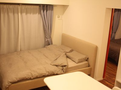 Photo for Large apartment near beautiful lake and park district