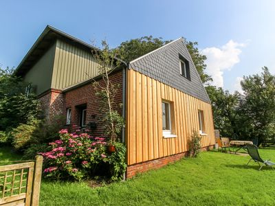 Photo for Holiday house in the outdoor area with its own garden u. wide view of the landscape