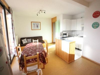 Photo for Apartment La Toussuire, 1 bedroom, 5 persons