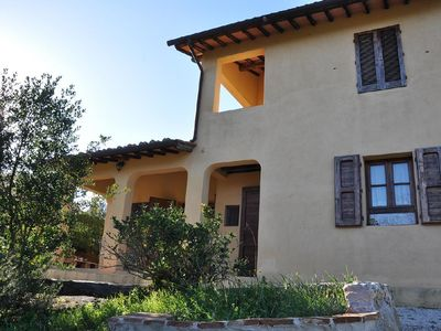 Photo for Holiday house Rio Nell'Elba for 6 - 8 persons with 3 bedrooms - Holiday house