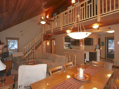 Photo for This Vacation Rental Property At Panorama Provides Ski- In, Walk- Out Accommodat