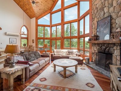 Photo for Mountainside Estate with Sunday River Views