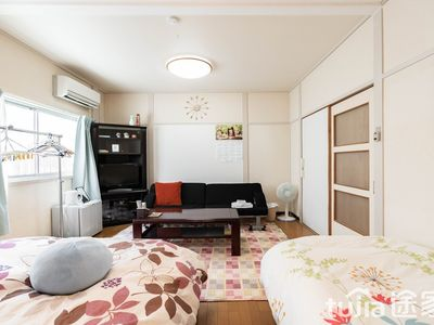 Photo for Private bedroom in a shared English-speaking house