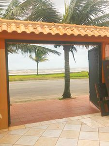 Photo for Beautiful house in front of Peruíbe beach