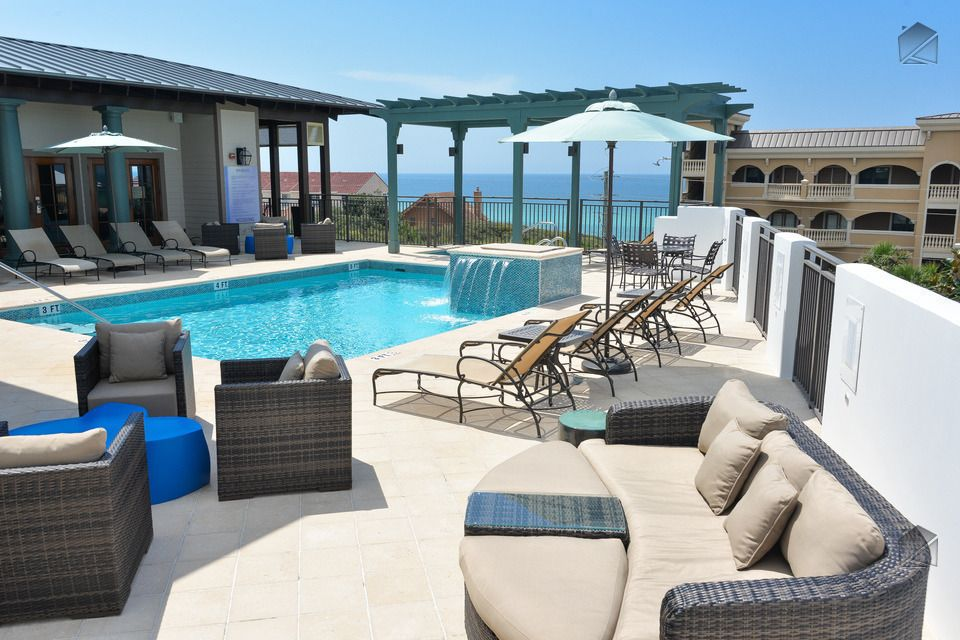 Gulf view condo in waterhouse building ste vrbo for Virtual pool builder