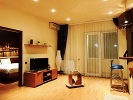 Photo for 1BR Apartment Vacation Rental in Bucharest