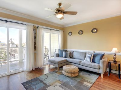 Heated Pool Access | Relax & Enjoy Your Beach Stay! Cozy Condo Located a Block From Tybee's Beach!