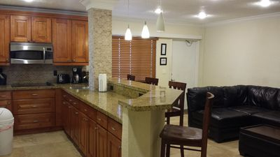 Family Room/Kitchen