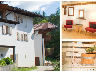 Photo for RAABENHOF- Alpine silence at 1350 m Newly renovated cottage on 100 m2