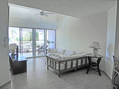 Photo for Large 2BR Sosua Condo 5 Minute Walk To Beach And Town