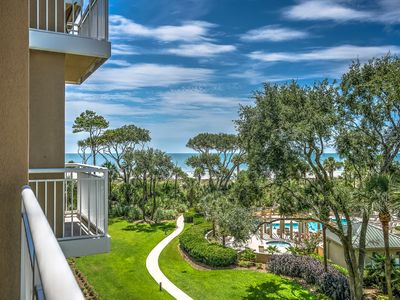 Photo for 6304 Hampton Place- Oceanfront Views, Pool, Spa & So Much More!