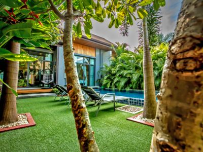 Photo for Exclusive Tropical Two-Bedroom Private Pool Villa