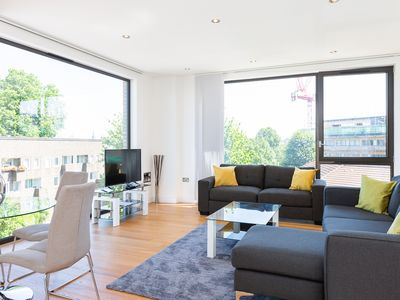 Photo for Two Bed Penthouse Apartment In Maida Vale