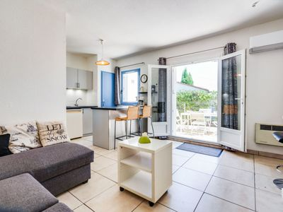 Photo for 1BR Apartment Vacation Rental in Agde, Hérault