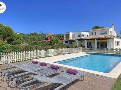 Photo for Quermany - House with swimming pool-Tamariu-Costa Brava