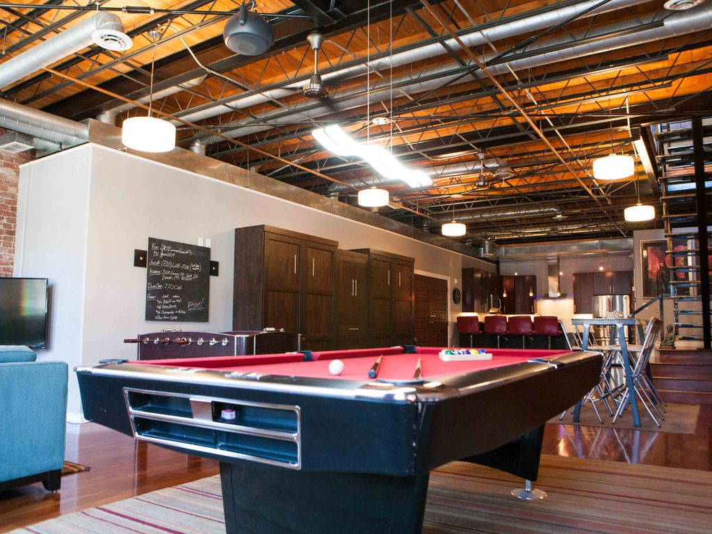 Enjoy Foosball, Billiards, And Xbox During Your Stay!