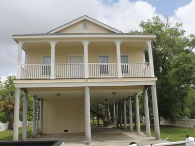 Quiet, Waterfront House with Boat Access Near Jourdan River!