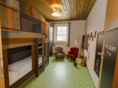 Photo for 6-person children's apartement in the holiday park Landal Salztal Paradies - in the mountains/rolling countryside