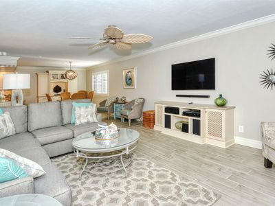 Photo for Buttonwood 432 - 3 Bedroom Condo with Private Beach with lounge chairs & umbrella provided, 2 Poo...
